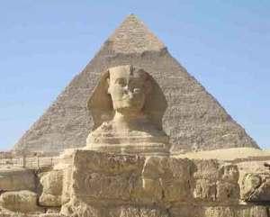 Pyramids - the past