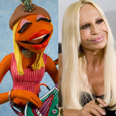 Versace and Muppet